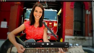 Suzi Shelton - Go, Fire Truck, Go - Music for Kids