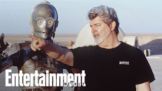 George Lucas Directed A Scene In 'Solo'   Story Behind The Story   Entertainment Weekly