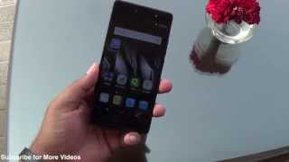 Micromax Canvas 5 Hands on Review, Camera, Features