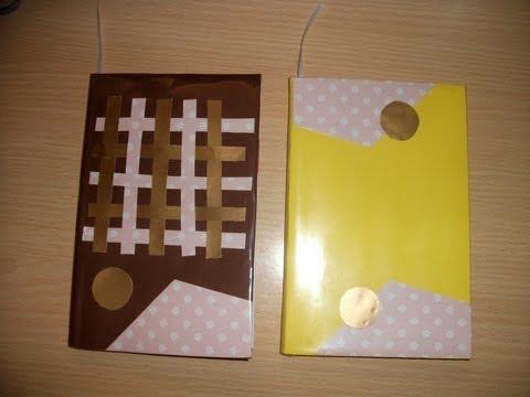 Cuaderno o Diario Reciclado