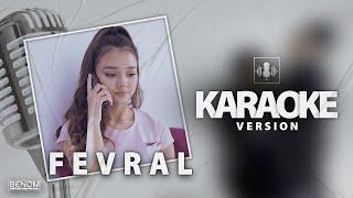Benom - Fevral [ Instrumental] KARAOKE version | Беном - Февраль [Минус] Караоке версия