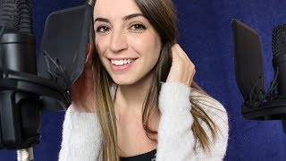 [Binaural ASMR] Close Whispering - Just Talking :)