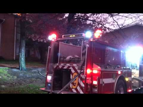 2012 Bladensburg Volunteer Fire Department Video BV9FD PGFD
