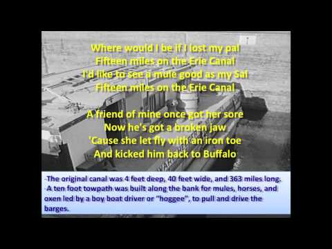Bruce Springsteen - Erie Canal