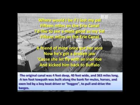 Erie Canal  Bruce Springsteen Lyrics