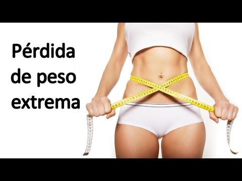 Dieta Para Adelgazar Muy Rápido, Perdida De Peso Extrema Garantizada