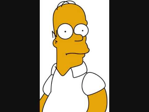 Beardless Simpsons Characters Video