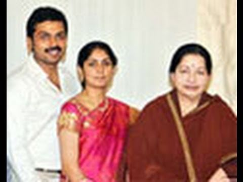 CM visited Karthi Sivakumar 39s house to wish him