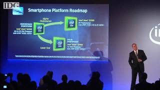MWC2012: Intel CEO Paul Otellini outlines smartphone roadmap