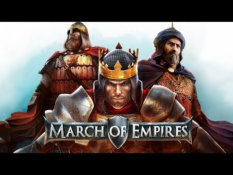 March of Empires: War of Lords APK Cover