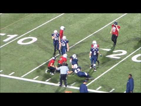 Kyle Gouveia Team O 2013 International Bowl Highlights