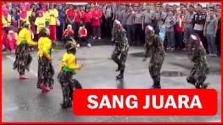 download lagu Luar Biasa... Sat Brimobda Maluku Juara 1 Lomba Tari gratis