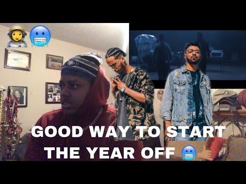 (Moroccan Rap) SHAYFEEN - KOUN WAJED (Official Music Video) REACTION !