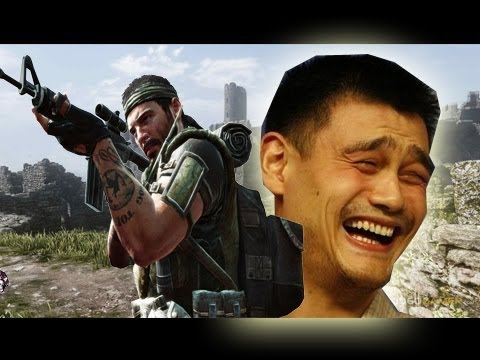 "Hilarious Call of Duty VOICE TROLLING - ""Duhh Harro?!"""