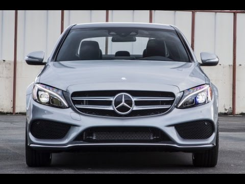 2015 Mercedes-Benz C Class (C300) Start Up and Review 2.0 L Turbo 4-Cylinder