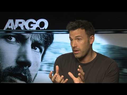 Ben Affleck Interview - Argo