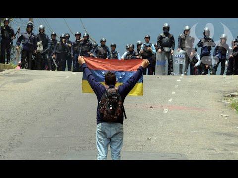 Venezuela's state of emergency: blackouts, looting and murder