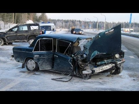 RUSSIA Car CRASH Compilation 2013 March All NEW! (Part 21)