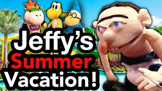 SML YTP: Jeffy's Summer Vacation!