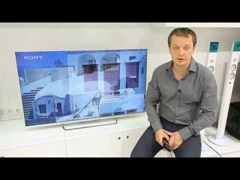 Sony BRAVIA KDL-50W817A review by Hi-Fi.ru (HD 1080p)