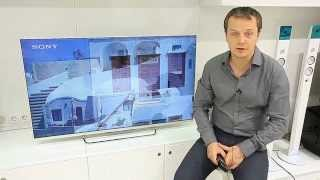 Sony BRAVIA KDL-50W817A review by Hi-Fi.ru (HD 1080p)