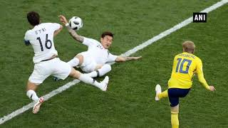 WC FIFA 2018: Sweden wins against South Korea by VAR penalty