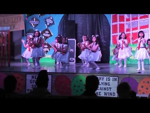 New Horizon School 35 Annual Day Function (Badal pe Paon Hain...