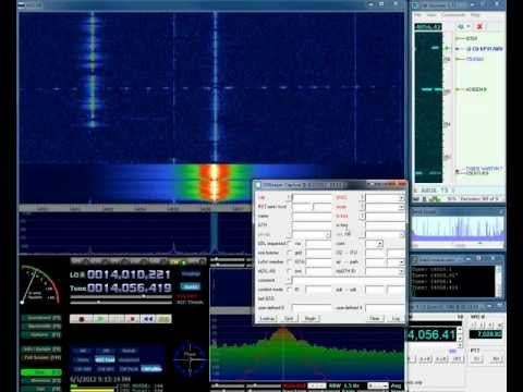 AFEDRI SDR Skimmer integration, and a KP3T/QRP QSO