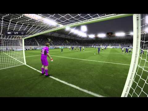 Crazy fútbol vs Niupi primer tiempo vuelta