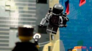 Thumb Tiroteo callejero animado con Lego (Stop-Motion)