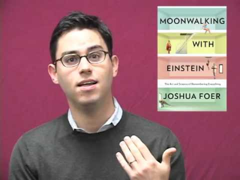 Moonwalking with Einstein, Joshua Foer - 9781594202292