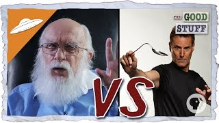 James Randi vs. The Supernatural