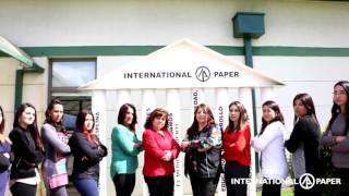 Día Internacional Cáncer International Paper