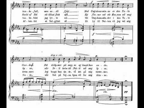 Григ Эдвард - Ved Rundarne, Op. 33, No. 9