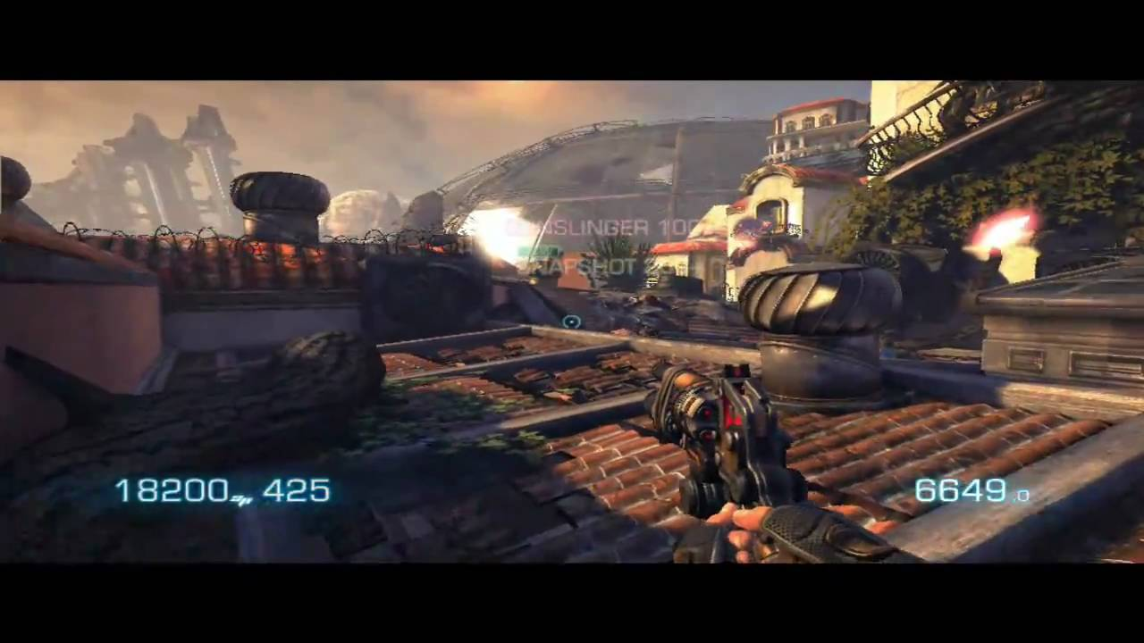 Bulletstorm Cheats Trainers Bulletstorm Trainer Lingon