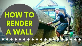 How To Render A Wall (Rendering For Beginners)
