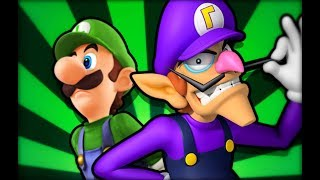 Luigi Vs Waluigi (Rap Battles Of Video Games All-Stars)(Season 5)