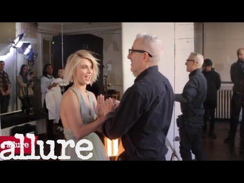 Julianne Hough's April 2015 Allure Cover Shoot