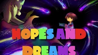 download lagu Hopes And Dreams - Undertale The Musical In Animal gratis