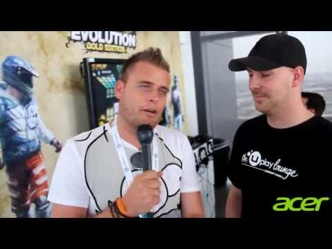 DDG op E3 #9 - Trials Evolution Gold edition Interview
