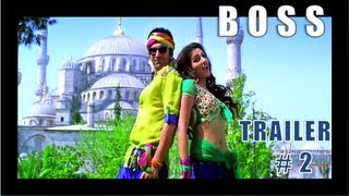 BOSS Trailer -2 | Bengali Movie | Jeet,Subhasree | HD
