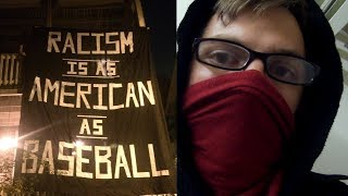 Antifa's Statement on the Fenway Banner and Racism in Baseball