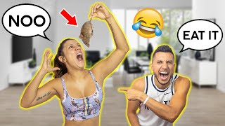 """YOU WON'T DO IT"" EXTREME COUPLES CHALLENGE! 