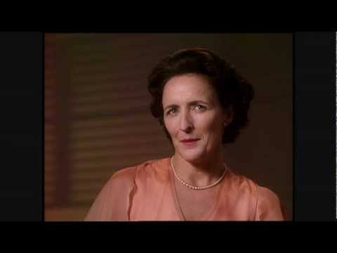 Harry Potter and the Chamber of Secrets - Fiona Shaw short interview