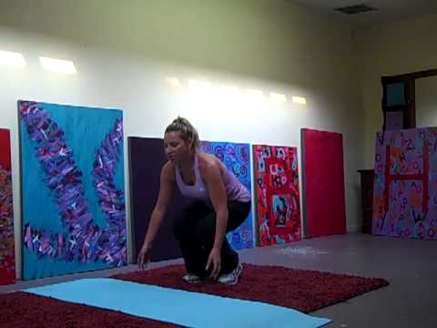 """Balanced Body"" balance training & core conditioning workout with Real Hollywood Trainer"