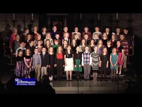 St John the Baptist School presents Miracle to Midnight - 12/18/2013