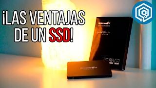 Dale una nueva vida a tu PC con un SSD (Ventajas y Desventajas)