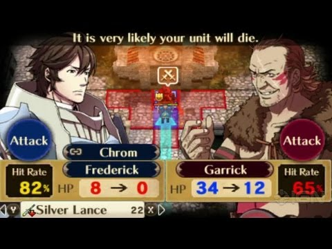 Fire Emblem Awakening Commentary Surviving the Prologue in Lunatic Mode