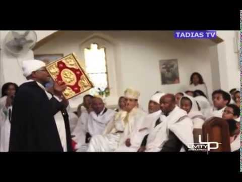Nyc Ethiopian Orthodox Tewahedo Medhanialem Church Inauguration - May 3rd, 2014 video