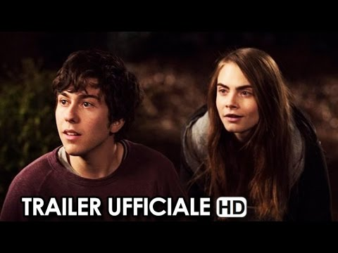 Città di Carta Trailer Ufficiale Italiano (2015) - Cara Delevingne, Nat Wolff Movie HD